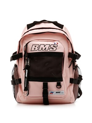BMS UTILITY BACKPACK PINK (GEZX181_71)