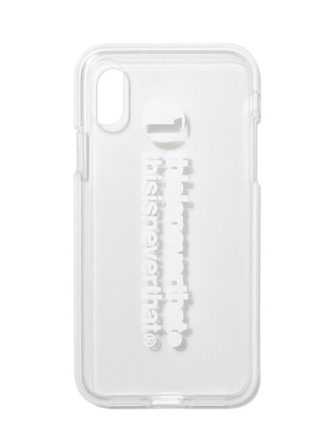 1-thisisneverthat iPhone Case (X,Xs) White