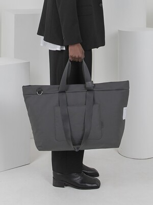 INSIDE-OUT GRAY, Tote x shoulder x cross
