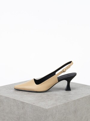 LIB SLING BACK PUMPS 20F03BE