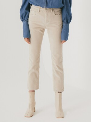 PLANET CORDUROY PANTS (2COLORS)