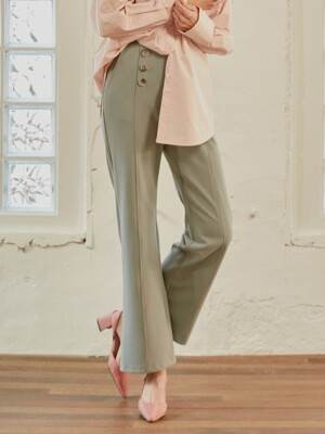 monts853 button slacks (light blue)