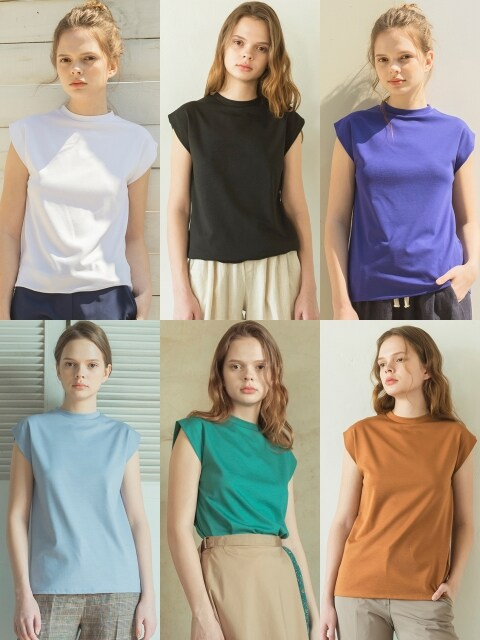 Sleeveless T Shirts