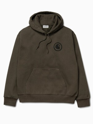 HOODED PROTECT SWEATSHIRT_CYPRESS/BLACK
