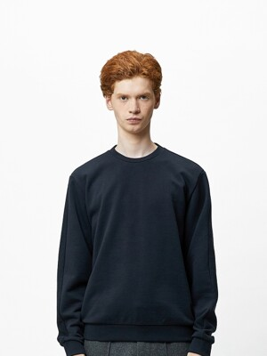 BLAKE PATCH SWEAT-DEEP NAVY