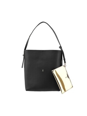 Joseph Shopper L Rich Black(+Pouch)