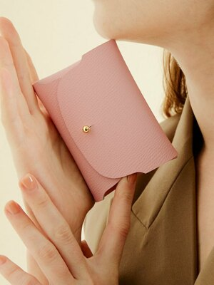 Soap Card Wallet_Pink