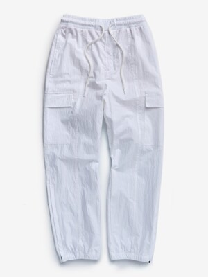 T.CA PANTS (WHITE)