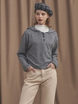 19 SL SAILOR KNIT [GRAY]
