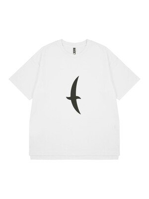 FLIGHT PRINT T-SHIRT