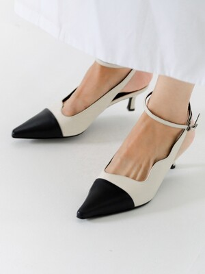 MSC slingback shoes_black_20519