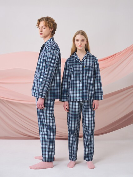 VIANEN REAL-ORGANIC LOUNGEWEAR (COUPLE)