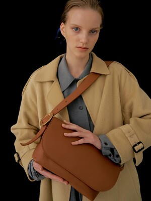 Vowy bag (Maple brown)