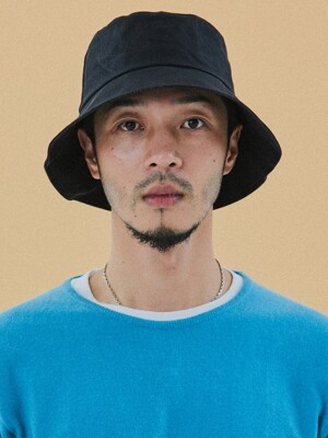 (Black carbon 3pack) - classic bucket hat