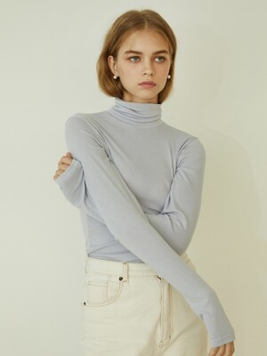 P Turtleneck Tshirt_LV