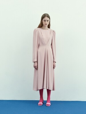 [EXCLUSIVE] Stella Cupra Dress in Pink, Navy