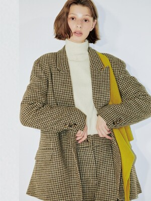 Clo sartorial check jacket
