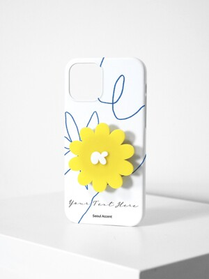 커스텀 | Blooming Flower Tok Case