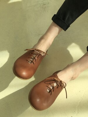 Yeoyu Shoes (Cocoa Brown)