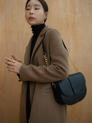 Saddle bag (Black)
