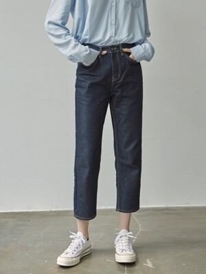 COMFY INDIGO DENIM PANTS