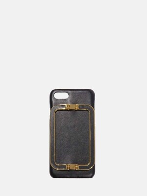 IPHONE 7 & 8 CASE_LINEY BLACK
