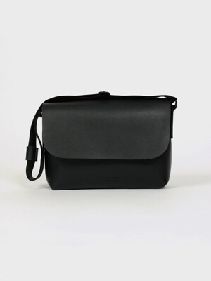 106 MINI CROSSBAG BLACK