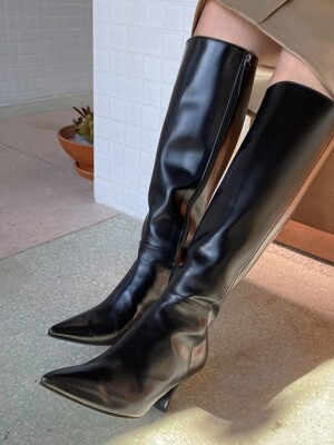 Long Boots Canvas DYCH6113_7cm