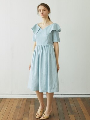 Sky Denim Dress