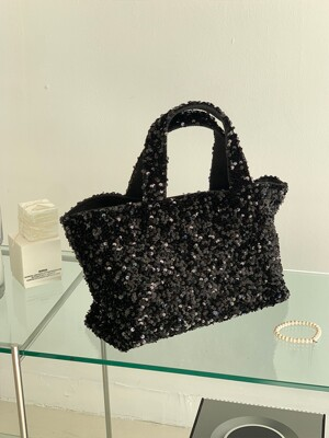 Salt Bag _ Black