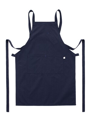 canada-goose chest apron (navy) #AA1657