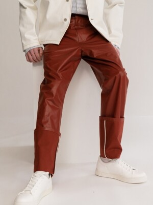 FW18 ROLLING UP TROUSER (M)