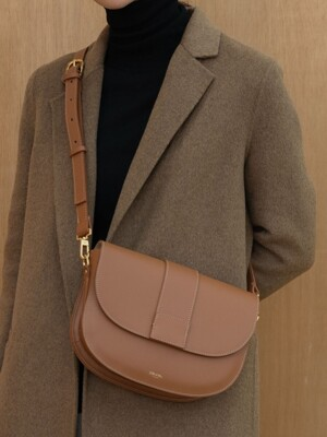 Saddle bag (Maple brown)