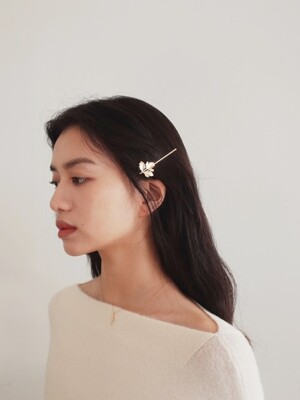 [단독] Leaf HairPin