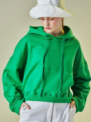 Bensimon Collection HOODY DAISY - GREEN