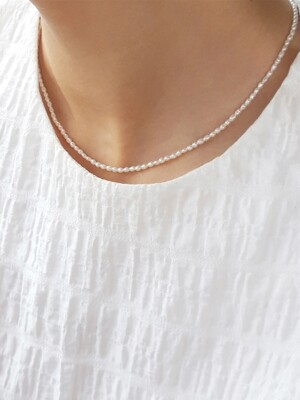 TIMELESS CLASSIC PEARL NECKLACE