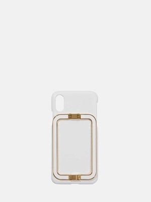 IPHONE X CASE_LINEY WHITE