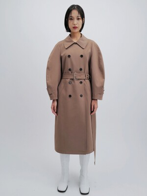 FONTE TRENCH COAT (BEIGE)