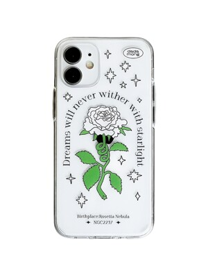 Rosetta nebula phone case