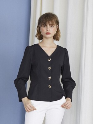 Charlotte Blouse_Black