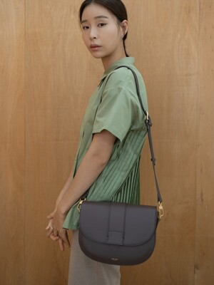 Saddle bag (Choco brown)