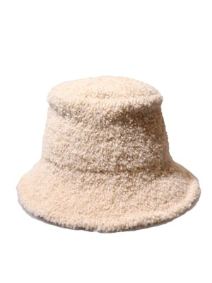 [unisex]BRIGHTON BEIGE  BUCKET HAT
