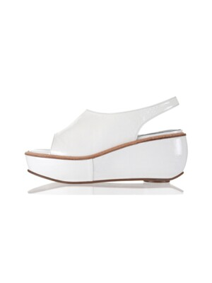 MELLY  SANDAL WHITE