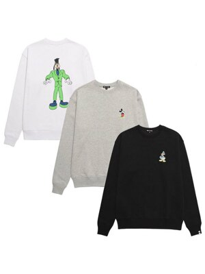 PAL LINE SWEAT 3PACK
