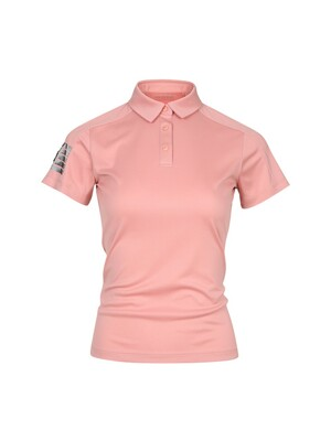 WOMEN'S WATER BLOCK VENTILATION T-SHIRT LIGHT PINK