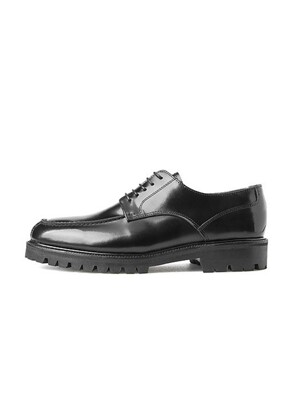 BLACK BOX PLAIN TOE DERBY