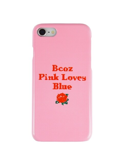 BCOZ IPHONE CASE_PINK