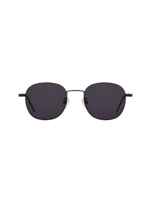 LECERO SUNGLASSES (BLACK)