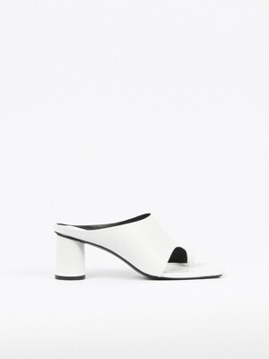 Diana Sandals Leather White