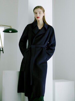 [Premium] Cashmere-blend Handmade Coat_3color